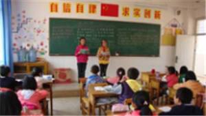 阿子营中心学校:学长征精神 做红色传人