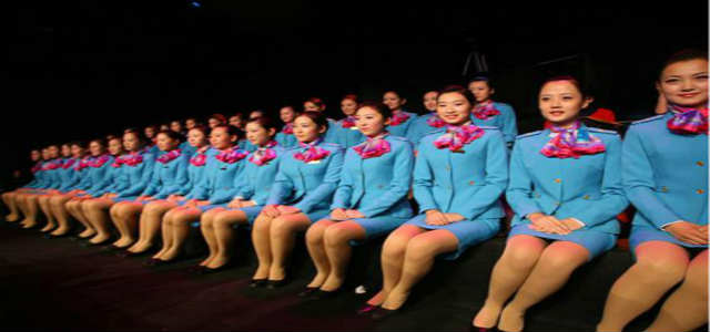 中国民航大学在滇招60名空乘
