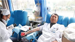 点赞!云南省肿瘤医院医务人员无偿献血59600毫升