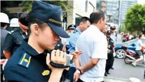 昆明城管中队皆已配备执法记录仪