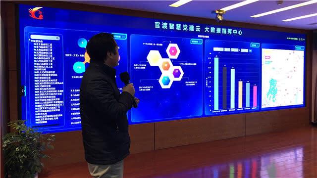 打造大数据智慧引擎 官渡党建云平台上线