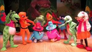 12张儿童剧《小蝌蚪找妈妈》门票免费送啦 快抢!