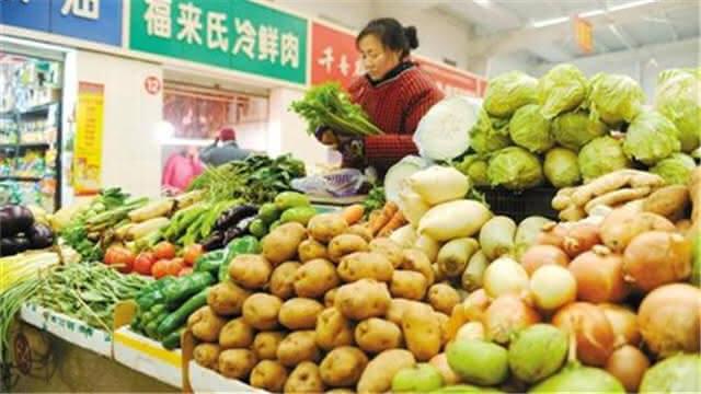2017年昆明销售食用农产品合格率为98.4%