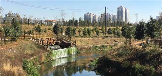 高大上 经开区有座地下污水处理厂
