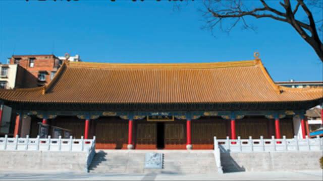 大成殿基本完工 文庙有望2月底全面开放