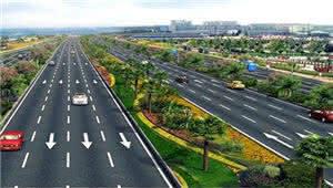 玉溪玉江大道15公里快速路段南半幅将于春节前通车