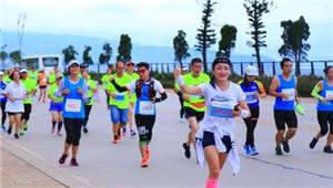 """抚仙湖国际半程马拉松赛获评""""铜牌赛事"""""""
