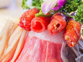 昆明唯一一家芦荟做成的重口味火锅 连吃5天不上火