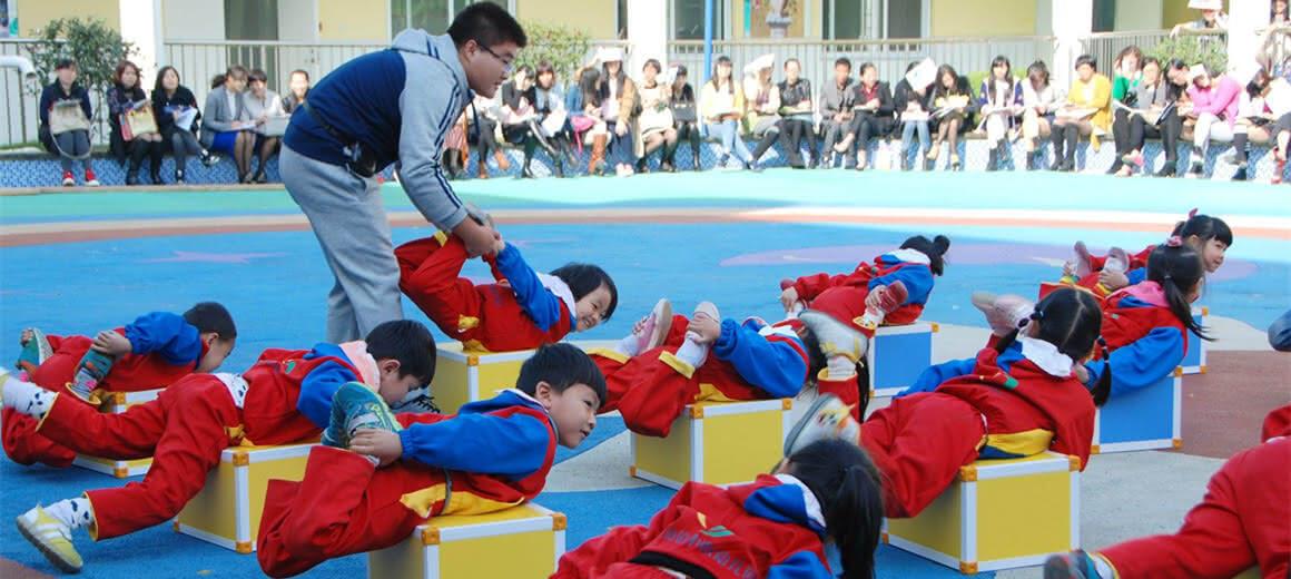 孩子每天多少活动量最佳?答案都在这了