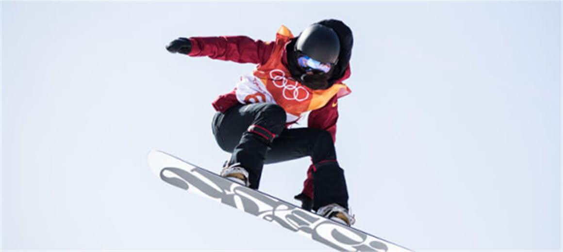厉害!中国单板滑雪实现奖牌突破