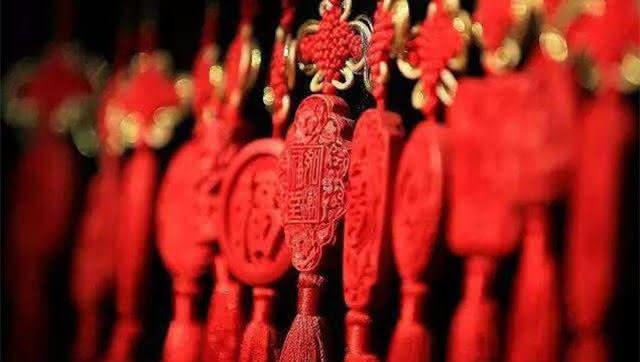 你好,中国红!