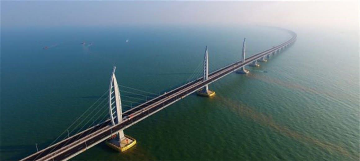 大桥上的中国|跨海工程港珠澳