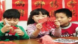 参加集训远离父母 这群孩子在云南过大年