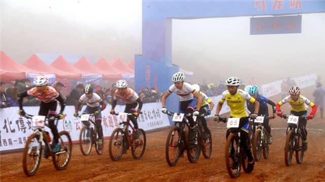 中国山地自行车联赛第二站17日马龙开战