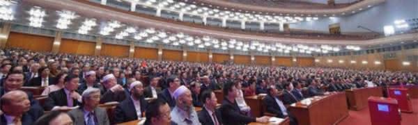 【直播】全国政协十三届一次会议第四次全体会议举行