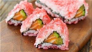 手把手教你卷出媲美店里的美貌寿司