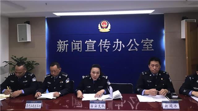 重点区域刑事警情下降25%昆明警方集中整治社会治安