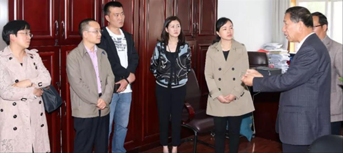 盘龙区人社局博采众长推动党建工作上台阶