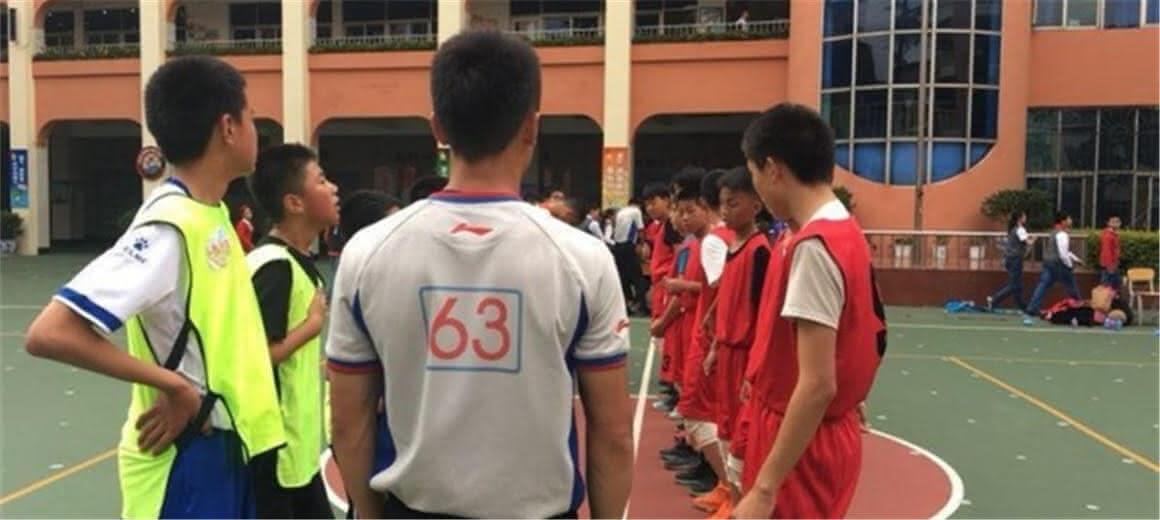 赛出文明!沙朗民族实验学校开展篮球比赛