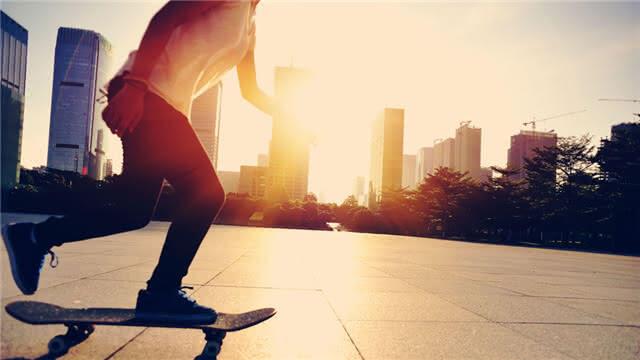 昆明滑板:从娱乐变成职业运动