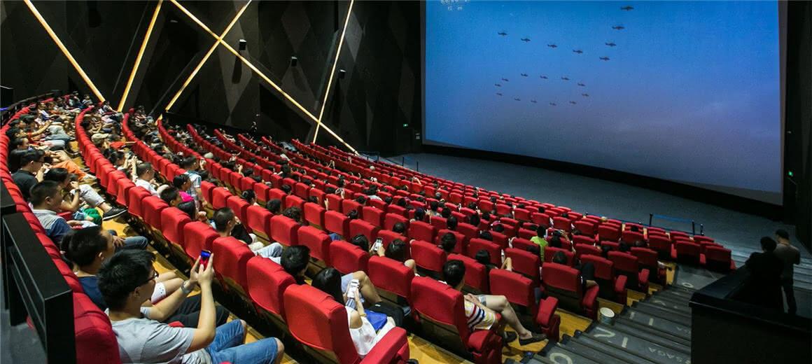 昆明人去年人均看2.16次电影