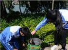 人人参与保护滇池!昆明近400师生海口河开展志愿保护活动