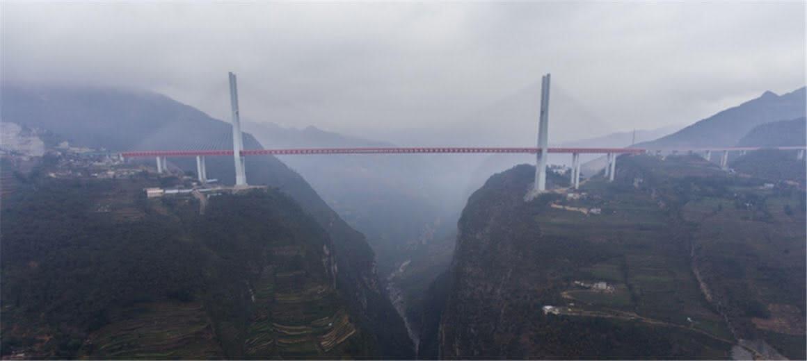 """长脸!北盘江大桥获国际桥梁界""""诺贝尔奖"""""""