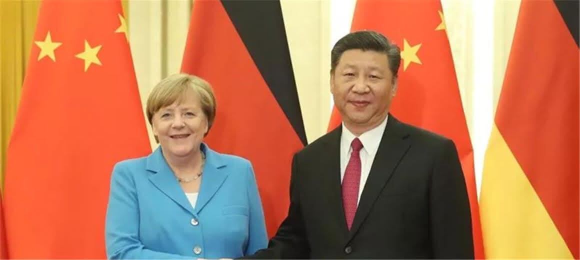 欧洲三大国领导人相继访华,习近平和他们会面时强调了什么?