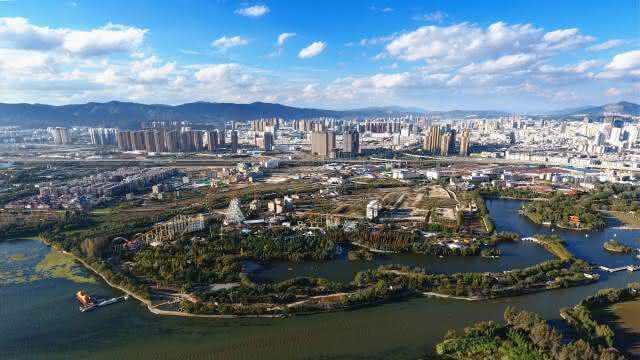 """建设区域性国际科技创新中心昆明有了""""路线图"""""""