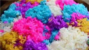 米饭中的网红,边吃还能边看到彩虹?少女心炸裂!