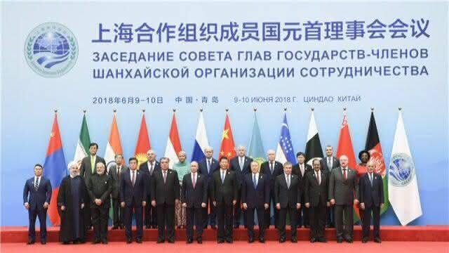 """进一步弘扬""""上海精神"""" 构建上海合作组织命运共同体"""