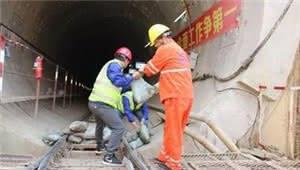 昆明地铁开展防汛演练 确保雨季施工安全
