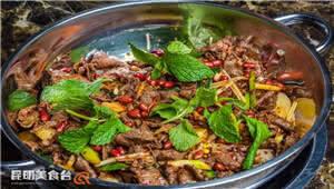藏在巷子深处的美味 我承认!这是昆明最好吃的干锅牛肉