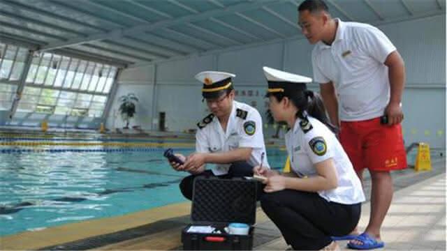 注意了!昆明5月这9家游泳馆水质抽检不合格