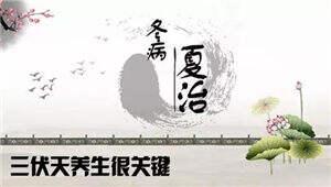 """冬病夏治!17日,市民可到省市中医医院贴""""三伏贴"""""""