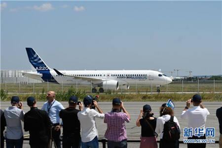这是空客收购加拿大庞巴迪旗下C系列飞机项目后,将其纳入自身产品线体系并更名而来。