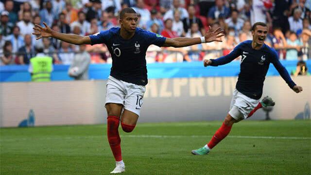 金鸡展翅——法国队夺冠之路