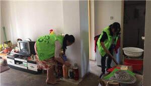 弘扬美德!红云社区老龄专干组织志愿者关爱空巢老人活动