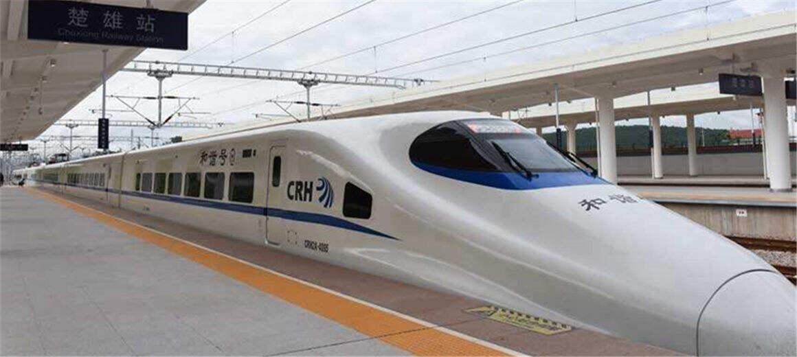 昆楚大铁路20日起开行36.5对动车 附最新时刻表