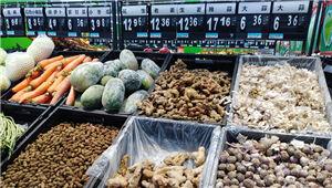 产地生姜产量减少 昆明生姜价同比涨一倍