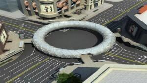 人民路提升改造工程10月底完工   三座人行天桥将落成