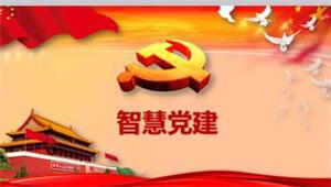 昆明经开区智慧党建提速党支部规范化建设