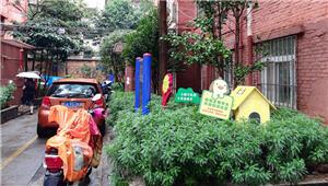 盘龙区老旧小区变宜居花园 居民舍不得搬走