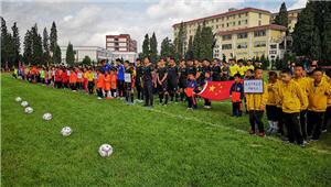 2018年云南省青少年足球赛7月28日至8月2日在安宁市举行
