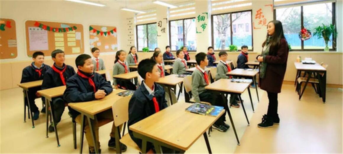 孩子校外补课成绩才会优异?民办初中课堂体验