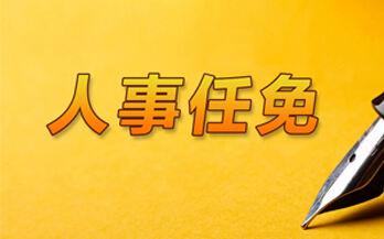 云南省政府发布人事任免 2人任新职