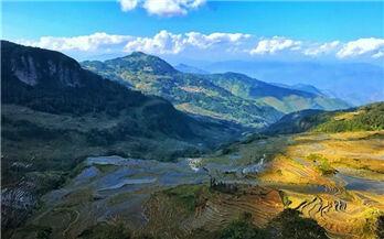 拍客|元阳阿者科村 藏在梯田之上的秘境
