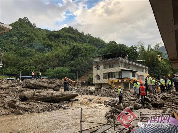 云南近期自然灾害致19.22万人次受灾 直接经济损失3.6亿