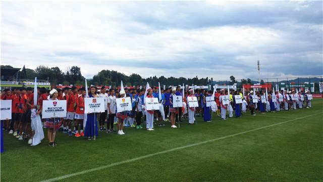 24支国内外顶级青少年足球队约战昆明