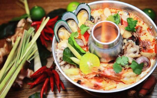 吃地道泰国菜何必远行,来这就对了!